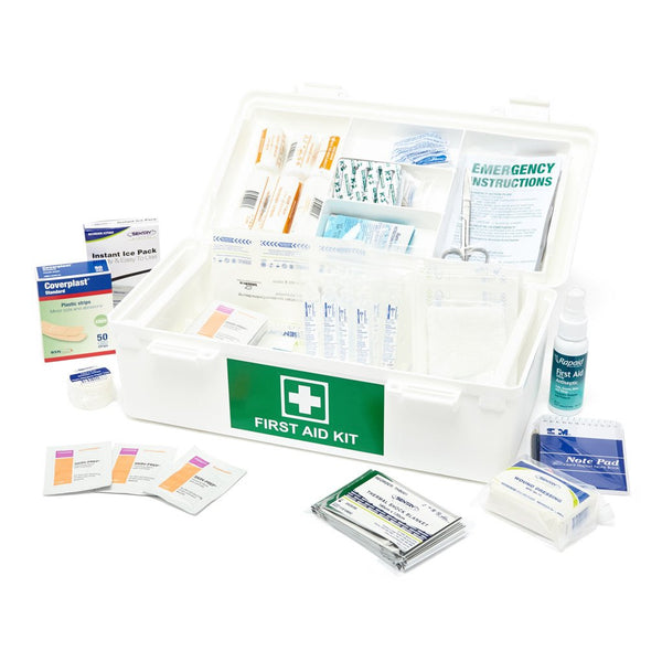 Brenniston National Standard Medium Risk Workplace Portable First Aid Kit - Wholesale