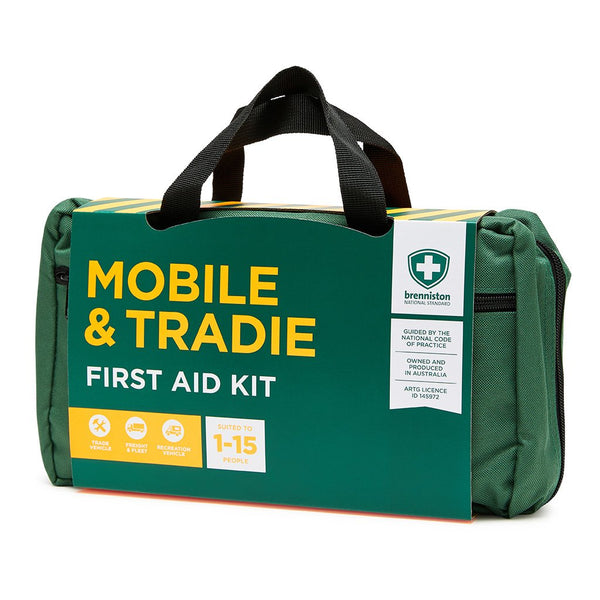 Brenniston National Standard Mobile & Tradie First Aid Kit