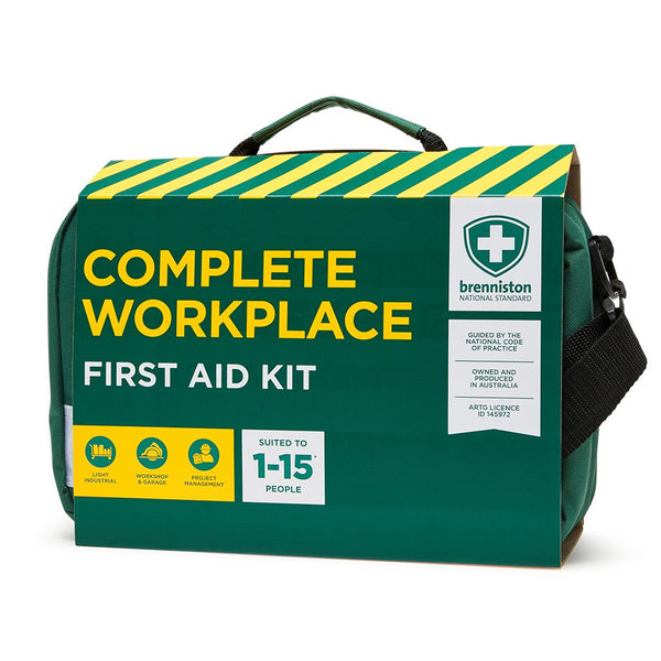 Brenniston National Standard Complete Workplace First Aid Kit - Brenniston