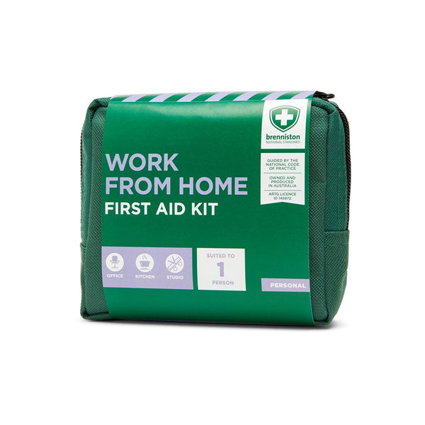 Brenniston National Standard Work From Home Personal First Aid Kit - Brenniston