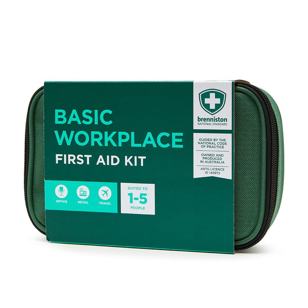 Brenniston National Standard Basic Workplace First Aid Kit