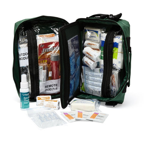 Remote and Outdoor Workplace First Aid Kit