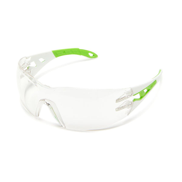 Uvex Pheos Safety Glasses Clear - Brenniston