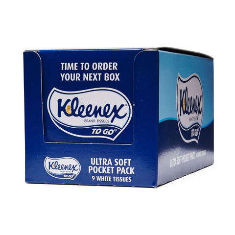 Facial Tissues Pocket Pack (9)
