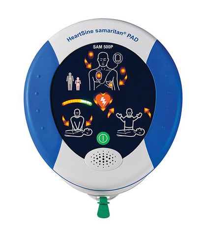 HeartSine Defibrillator 500P with CPR Advisor