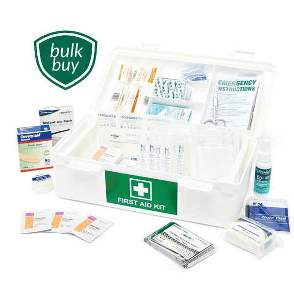 Brenniston Medium Risk Workplace Portable First Aid Kit - Brenniston