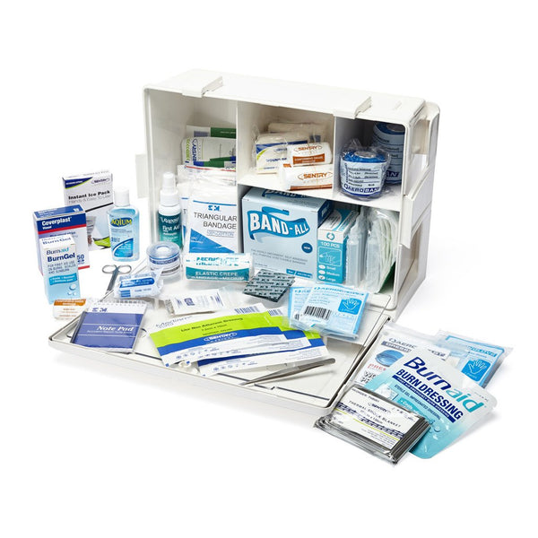 Brenniston Food Handling Waterproof First Aid Kit - Brenniston