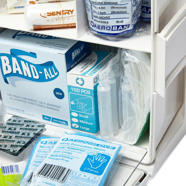 Brenniston Food Handling Waterproof First Aid Kit Refill