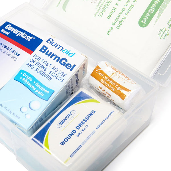 Brenniston National Standard Food Handling Small First Aid Kit Refill
