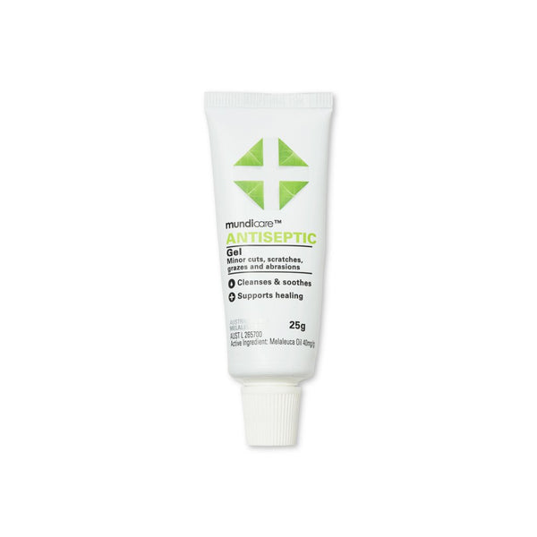 Antiseptic Gel Tube 25g - Brenniston