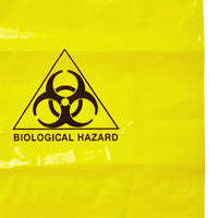 Bio Hazard Bag 300mm x 250mm