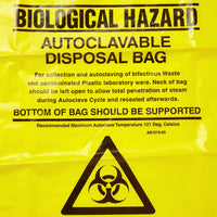 Bio Hazard Bag 860mm x 750mm