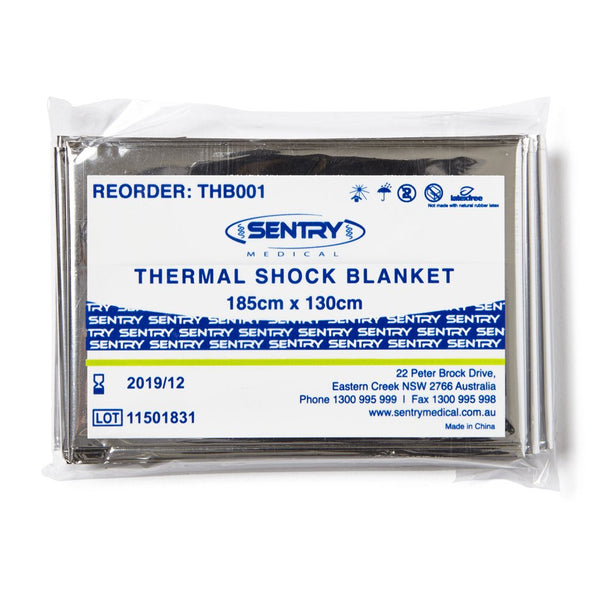 Blanket Thermal Accident