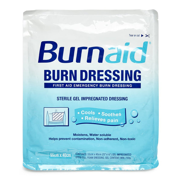 Burnaid Dressing 40cm x 55cm - Brenniston