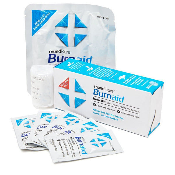 Burnaid Minor Burns Kit - Brenniston