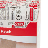 Fabric Dressing Patch Latex Free 7.5cm x 5cm (25)