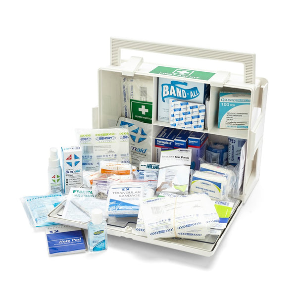 Brenniston Food Manufacturing Waterproof First Aid Kit