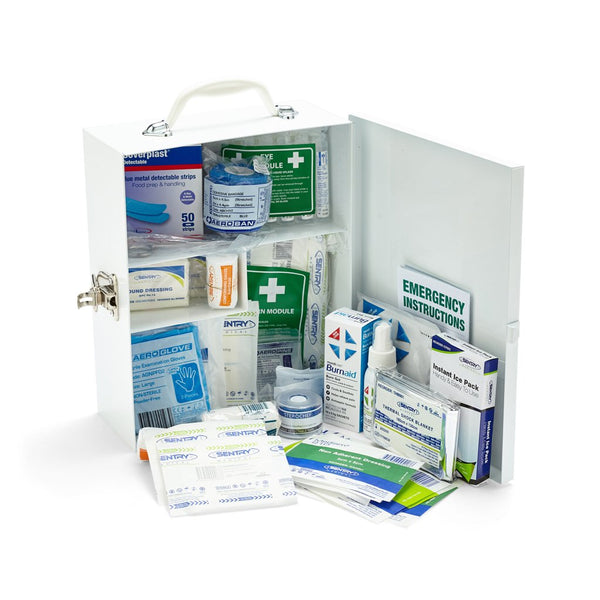 Brenniston Food Manufacturing Small First Aid Kit