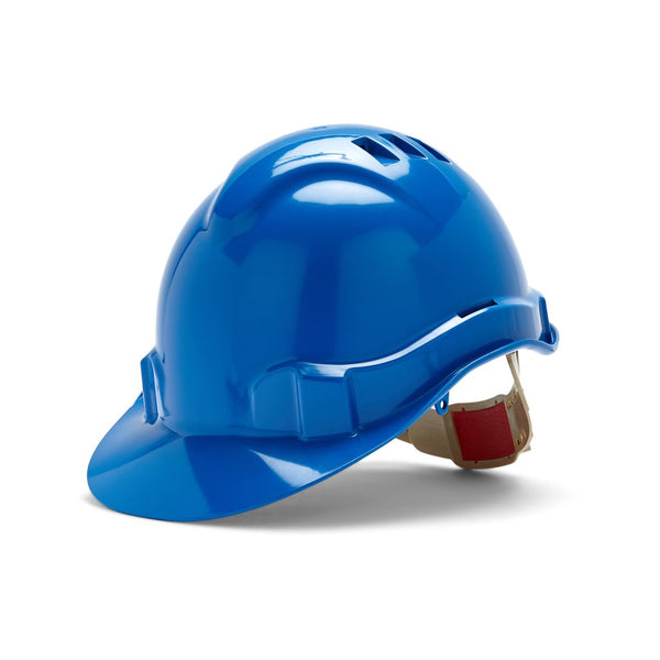 Hard Hat Blue - Brenniston