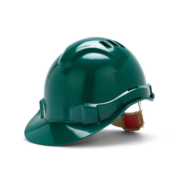 Hard Hat Green - Brenniston