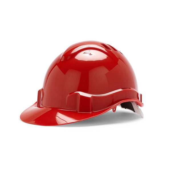 Hard Hat Red - Brenniston