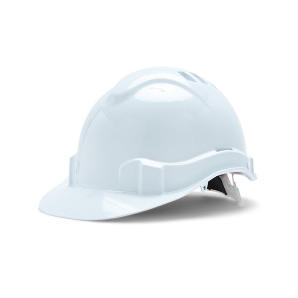 Hard Hat White - Brenniston