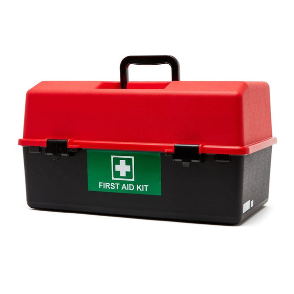 Brenniston High Risk Portable Red/Black First Aid Kit - Brenniston