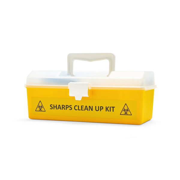 Brenniston Sharps Clean-Up Kit Medium