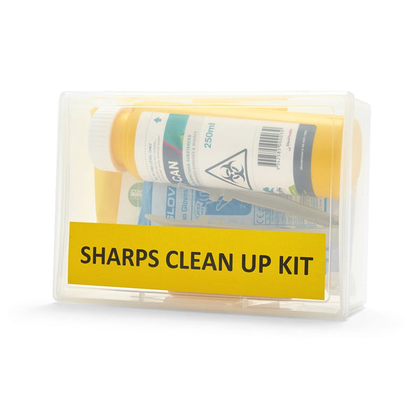 Brenniston Sharps Clean-Up Kit Small