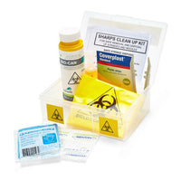 Sharps Clean-Up Kit Small
