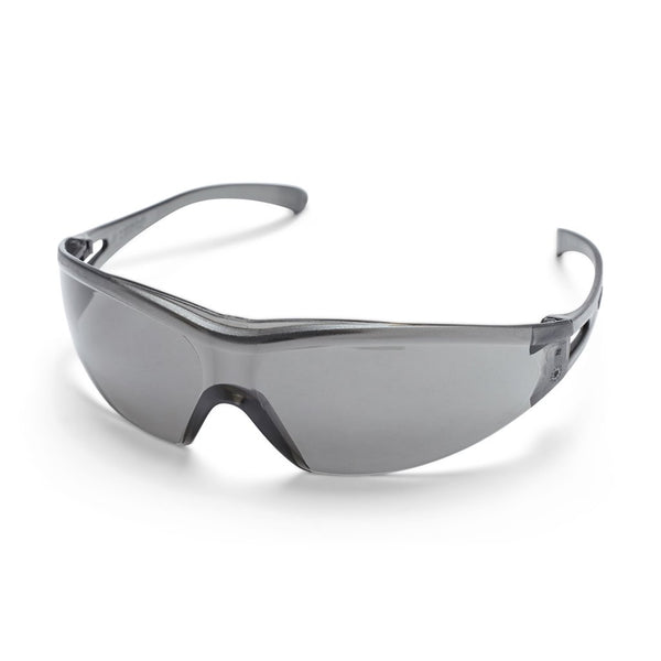 Uvex X-One Safety Glasses Anti-Scratch Smoke