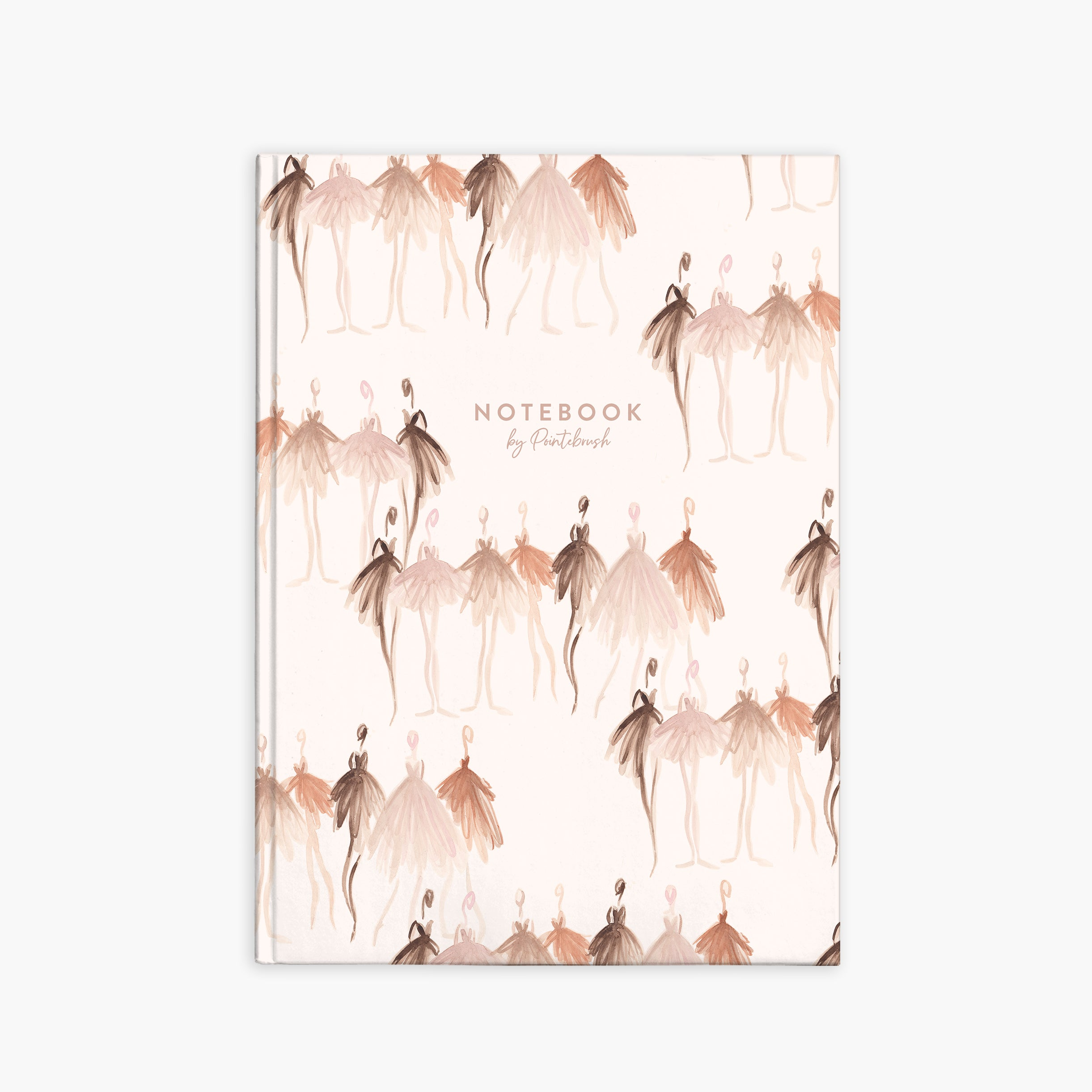 Colors of Ballet Journal | Ballet, Notebooks & Journals| Pointebrush Ballet Art and Lifestyle