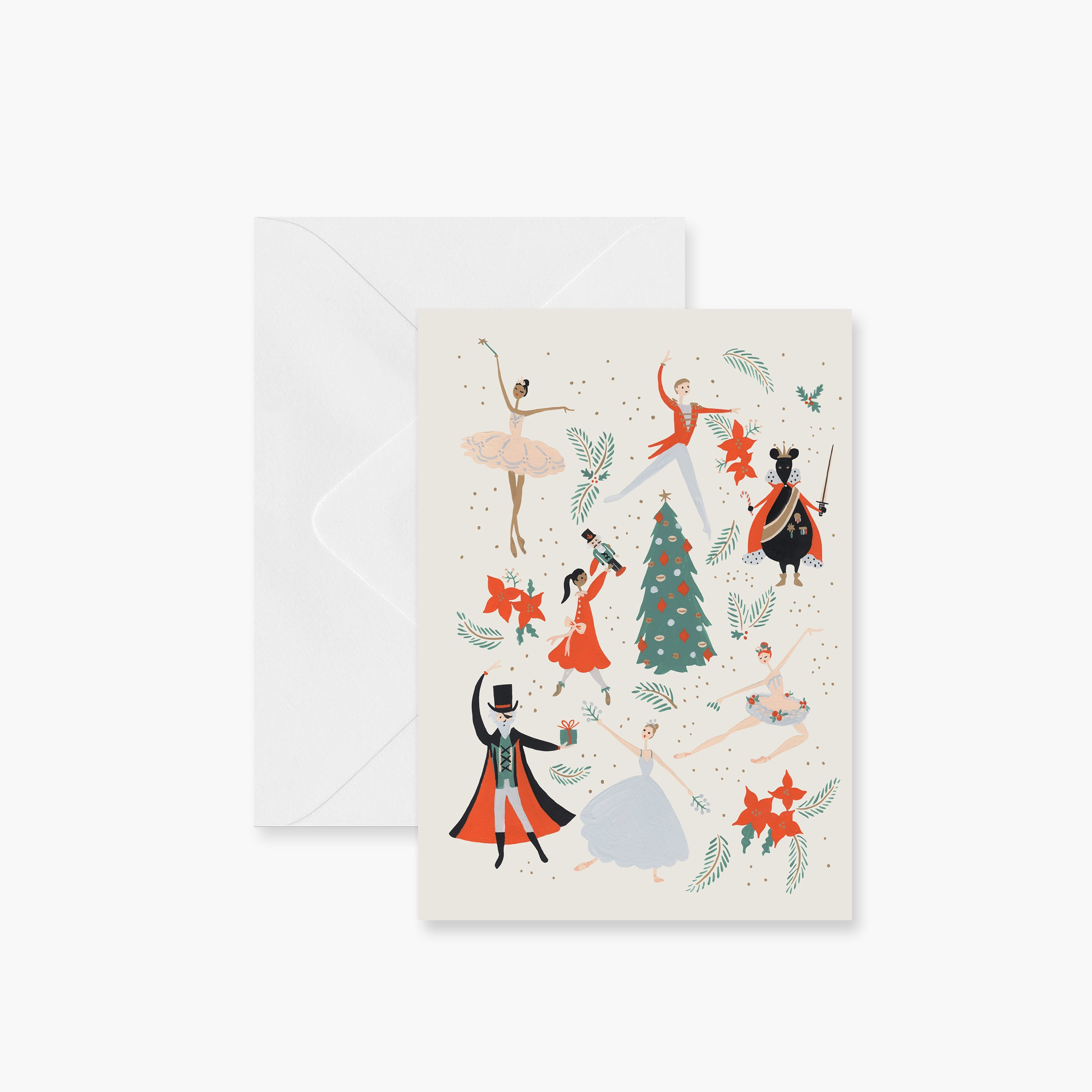 Nutcracker Holiday Card