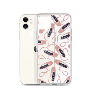 Pointe Shoe iPhone Case
