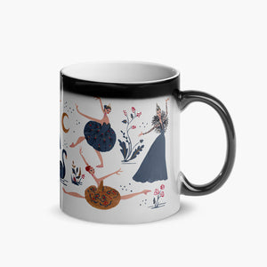 Ladies of Darkness Magic Mug