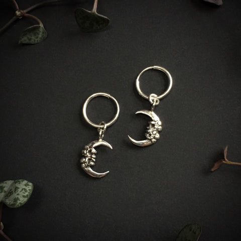 la Petit Lune Earrings