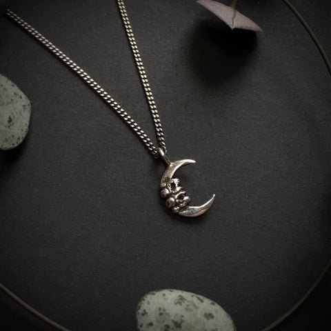 La Petite Lune Pendant - 16 inches - Ready to ship