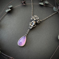 Grand High Witch Necklace I - OOAK