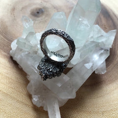 Children of the Forest Ring - Size 6 - OOAK- Sale