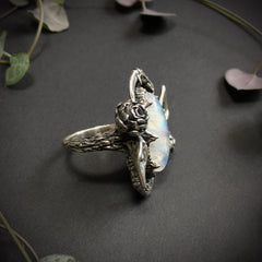 Funerary Ring II OOAK