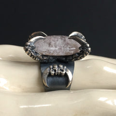 Lunarscape Ring - Size 6.5 - OOAK