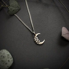 La Petite Lune Pendant - 18 inches - Ready to ship