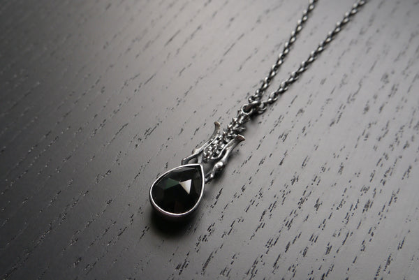 Black Death Pendant