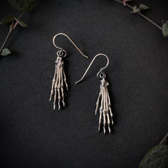 Demented Earrings - Ready to Send