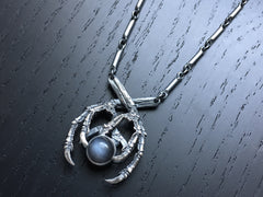 Dark Moon Necklace