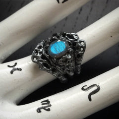 Sea Nymph Stacker Ring