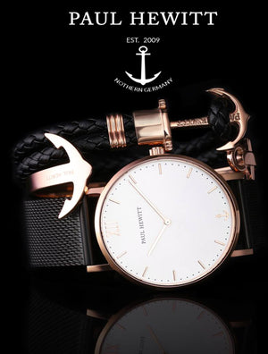 Paul Hewitt Watches & Bracelets