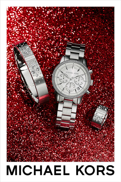 MICHAEL KORS WATCHES -MONTRES