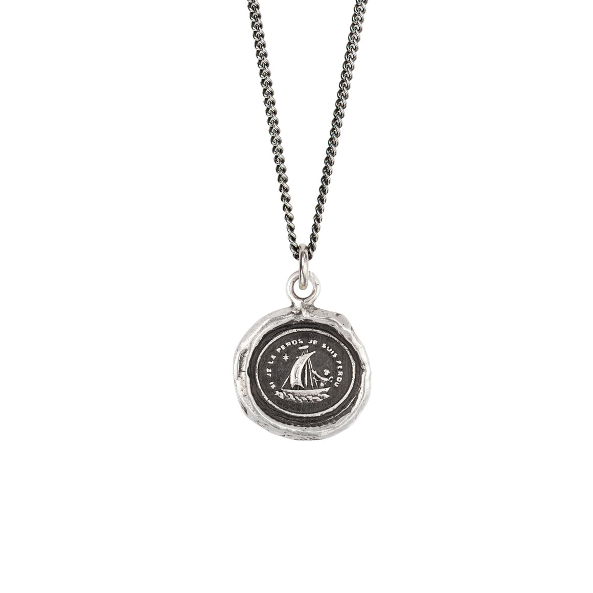 LIGHT MY WAY PYRRHA TALISMAN NECKLACE