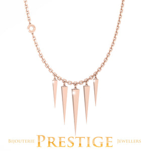 REBECCA TRILOGY NECKLACE